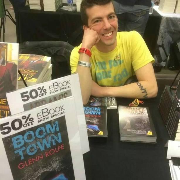 Glenn Author Photo