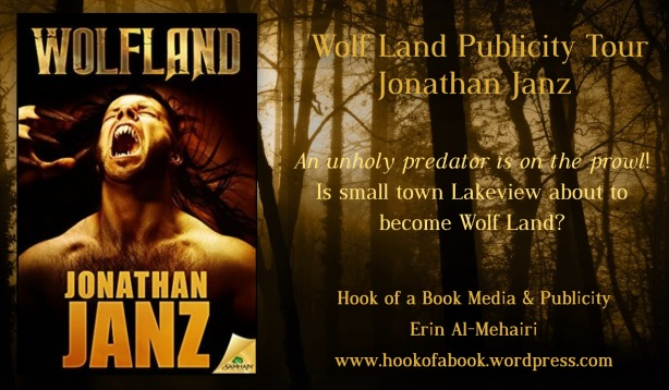 Wolf Land tour graphic